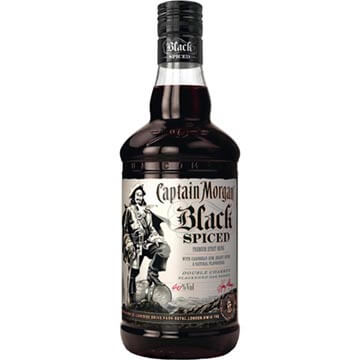 Captain Morgen Black