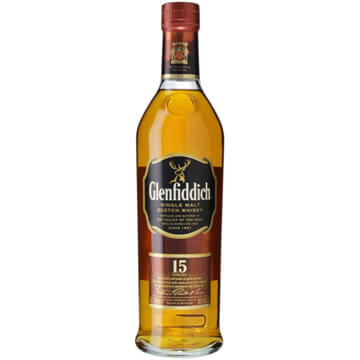 Glenfiddich 15 éves single malt