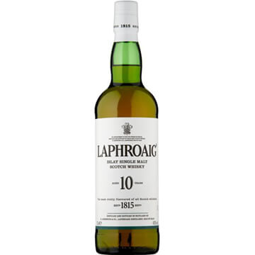 Laphroaig 10 éves single malt