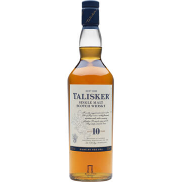 Talisker  10 éves single malt